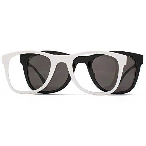 Carrera 5023/S lunettes de soleil en ruthénium noir CARRERA 5023/S 9CQ 52 52 Green UbFdP