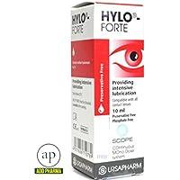 HYLO FORTE AUGENTROPFEN 10 MLHYLO FORTE AUGE KLAPP - 10 ML preisvergleich bei billige-tabletten.eu