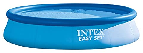 Intex Easy Set Pool mit Filterpumpe, 396 x 84cm