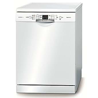 Bosch SMS53M42FF Lave Vaisselle Pose Libre Nombre de Couverts: 13 44 dB Classe: A++ Blanc