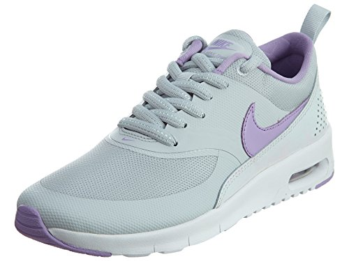 Nike 820244-004, Sneakers trail-running fille Gris