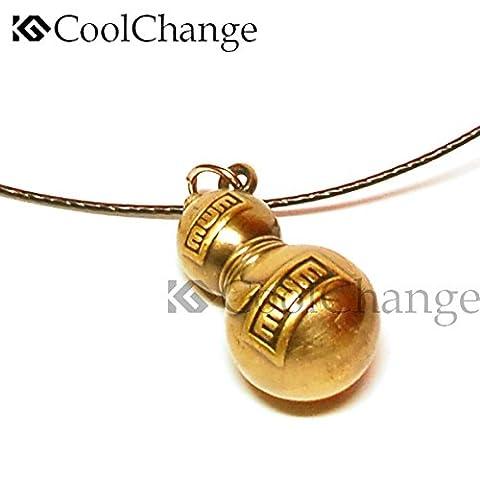 CoolChange Naruto Halskette von Gaara Kürbisflasche