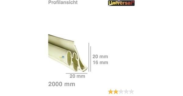 Kühlschrank Dichtung Universal : Amazon.de: daniplus© universal türdichtung 1 seitig für