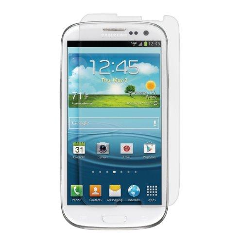 kwmobile 11106.2 Bildschirmschutzfolie Matt für Samsung Galaxy S3 / S3 Neo, transparent, 1 Stück