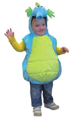 Kostüm Tier zu Karneval Fasching Größe 104 (Seepferdchen Kostüm Kostüm)