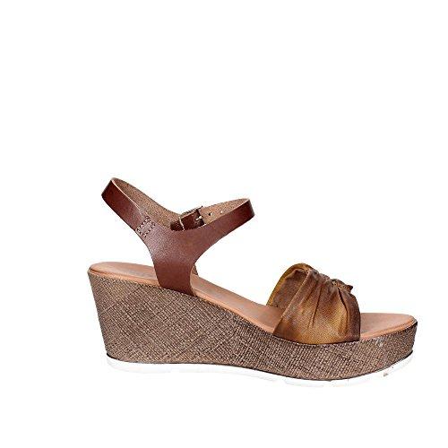 Pregunta PQ546836R 003 Sandal Damen Braun