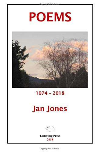 Poems Revision 2: 1974 -2018 por Mrs Jan M Jones OAM