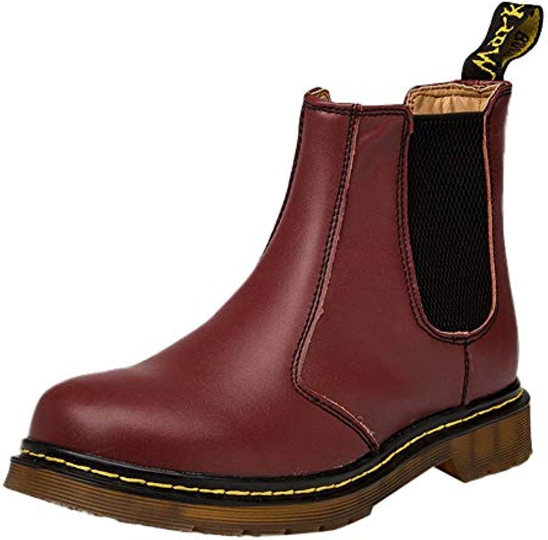 RBNB Chaussures Femmes de Classiques de Chelsea Boots Neige Mode Chaudes Impermeables de Femmes Plein Air Fermeture éclair...B07K7QRM68Parent 6a4069