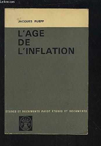 L'ge de l'inflation