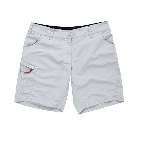gill-womens-uv-tec-shorts-uk-12-silver-grey