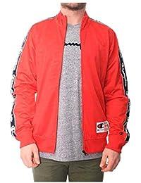 Amazon.es: chaquetas rojas - Champion / Hombre: Ropa