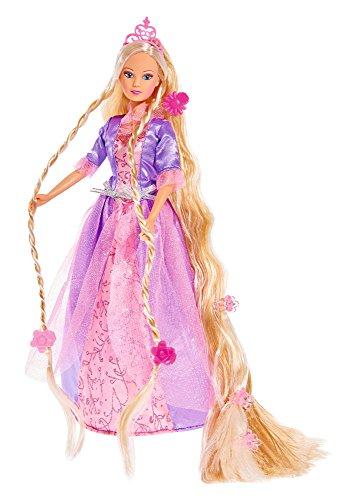 Simba 105738831 - Steffi Love Rapunzel mit ultra langem Haar, 3-sort