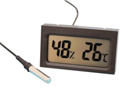 Termómetro e higrómetro electrónico digital 11.817 8430552141487