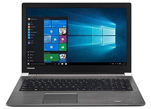 """Toshiba Tecra Z50-C-13D 2.6GHz i7-6600U Intel Core i7 della sesta generazione 15.6"""" 1920 x 1080Pixel Grigio, Metallico Computer portatile"""