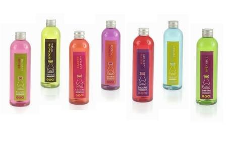 Goa Paris - Essentiel de Brule Parfum - Flacon 260 ML - Fleur de Tiare