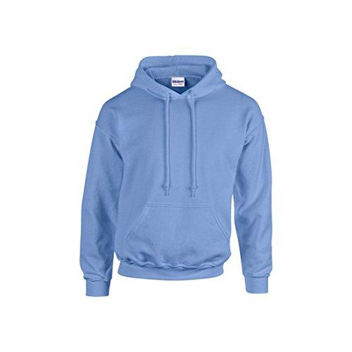 Gilden Herren Sweatshirt Blau - Carolina Blue