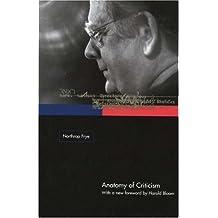 Anatomy of Criticism: Four Essays