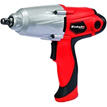 Einhell CC-IW 450 450W 2600RPM Aluminio, Negro, Rojo llave de impacto - Impact wrenches (450 W, 230 - 240, 2,04 kg, 3,06 kg, 2600 RPM, 300 Nm)