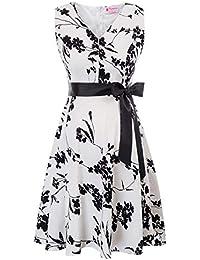 a026b7149ccf4 Amazon.fr : Au genou - Robes / Femme : Vêtements
