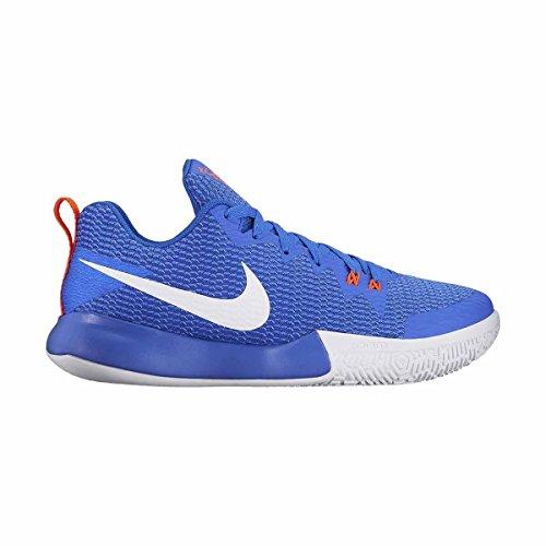 Nike Zoom Live II, Scarpe da Basket Uomo Blu