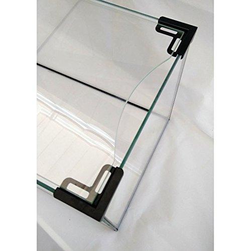 Aquarium Glasbecken 30x20x20 cm, 3 mm, rechteck, 12 Liter Becken