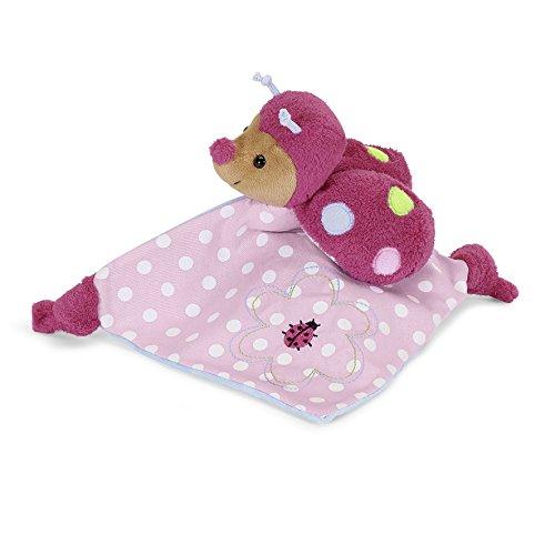 Sterntaler Schmusetuch Katharina, Alter: Für Babys ab dem 1. Monat, Größe: 22 cm, Farbe: Pink