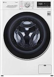LG 9 Kg 1400 RPM Front Load Washing Machine, White - F4V5VYP0W
