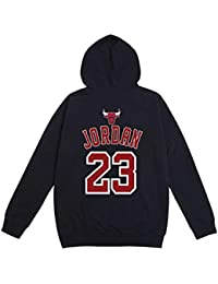 2019 All Star Bulls Jordan 23 Sudadera con Capucha Masculina