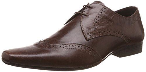 Red Tape Men's Brogue Brown Leather Formal Shoes - 7 UK/India (41 EU)