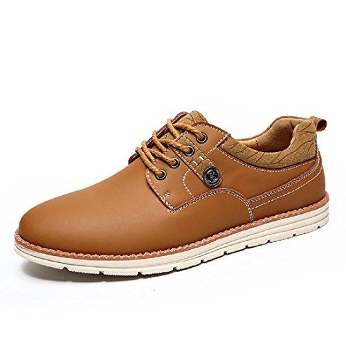 Hommes Anti-slip Chaussures De Course Chaussures De Course Respirant Formateurs Baller Appartements Chaussures De Sport Euro Taille 38-44 Marron