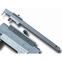Precisión Gramil de calibre Vernier (para anreißen