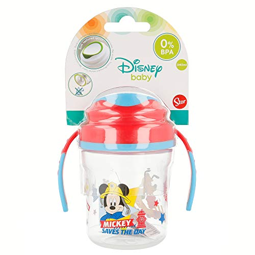 Mickey Mouse st-44098 Tasse entraînement Toddler Premium 260 ml to the Rescue '