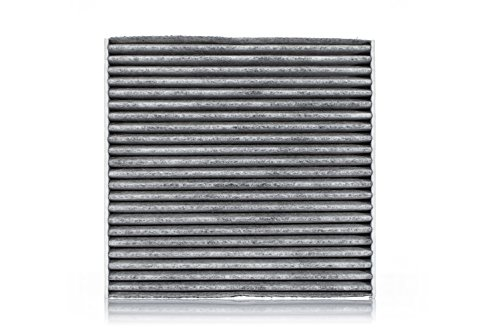 Mr.Ho MH134 Carbon Car Cabin Air Filter AC Condition Clean Fresh for Honda Accord Civic 8 9th / CRV 3 4th / Pilot legend 06+/ Acura ILX RDX with Activated Charcoal 80292-SDA-A01 CUK2358 (1) Test