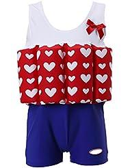Zerlar Float Anzug mit einstellbarer Auftrieb für Baby Mädchen