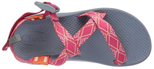 Chaco Z1 Ecotread Sandal Bohol Raspberry