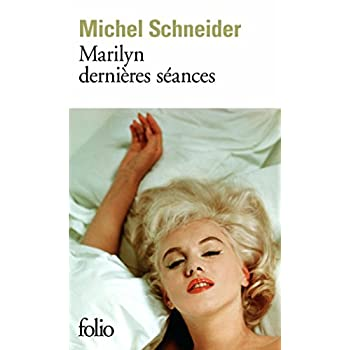 Marilyn dernières séances - Prix Interallié 2006