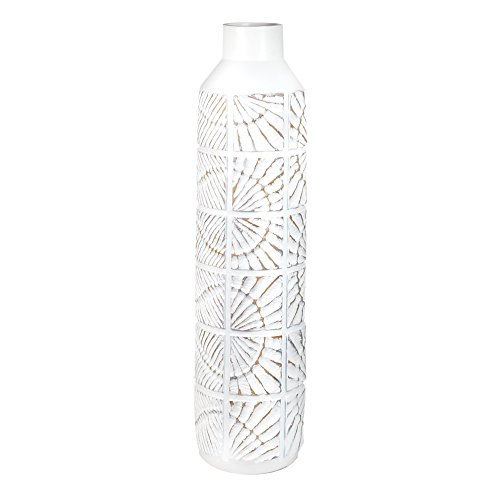 Sigris - Jarron Ceramica Decorado 67 cm