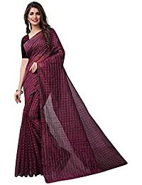 0f12608e179dc MMW Weightless Cotton Silk Regular wear Saree with Blouse (Free Size More 4  Colored)