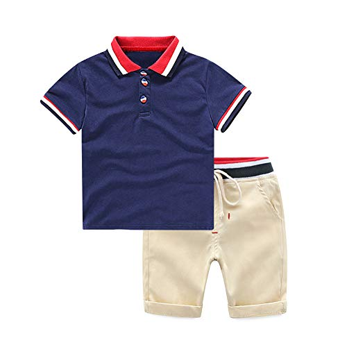 Yilaku Niño Camisetas Manga Corta Pantalones Cortos