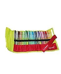 Idea Regalo - STABILO Pen 68 Pennarelli colori assortiti - Rollerset da 25