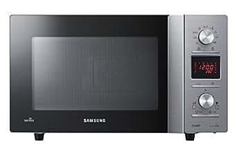 Samsung CE118PPTX1 Micro-ondes 32 L Noir, Argent