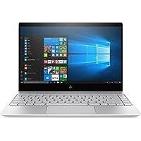 """HP ENVY 13-ad109ns - Ordenador portátil de 13.3"""" WLED FullHD (Intel Core i7-8550U, 8 GB RAM, 256 GB SSD, NVIDIA GeForce MX150 de 2 GB, Windows 10);Plateado - Teclado QWERTY Español"""