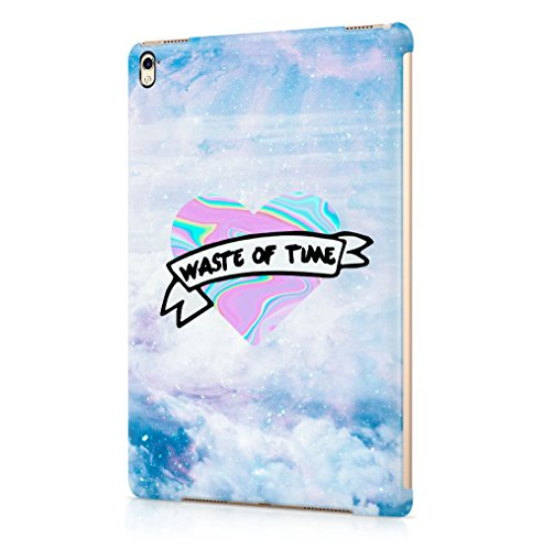 waste-of-time-holographic-tie-dye-heart-stars-space-apple-ipad-pro-97-snapon-hard-plastic-tablet-pro