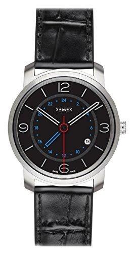 XEMEX Armbanduhr PICCADILLY QUARTZ Ref. 881.04 GMT