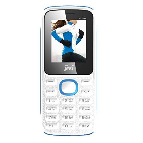JIVI JV 12M (White+Blue)
