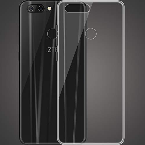 cookaR ZTE Blade V9 Vita hülle transparent Handyhülle, Ultra Dünn Soft Silikon Crystal Clear Schutzhülle für ZTE Blade V9 Vita case Cover. ZTE Blade V9 Vita case Cover(transparent)