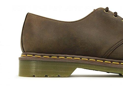 Dr Martens 1461Z 3 Eye Shoe Crazy horse Gaucho 11838201 Gaucho