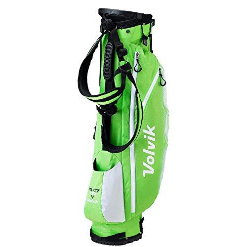 Volvik Un Sac de Golf avec Support–Citron Vert