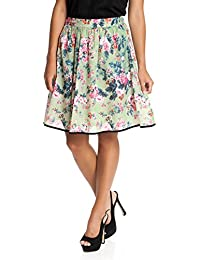 Vive Maria Damen Rock Happy Flower Skirt
