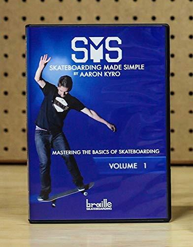 SMS Skateboarding Made Simple Vol.1 DVD